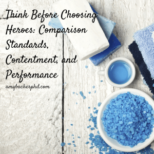 Think Before Choosing Heroes- Comparison