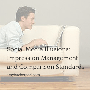 Social Media Illusions- Impression