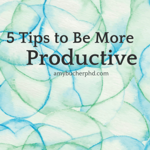 5 Tips to Be More