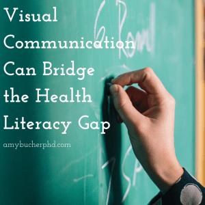 Visual Communication Can Bridge the Health Literacy Gap