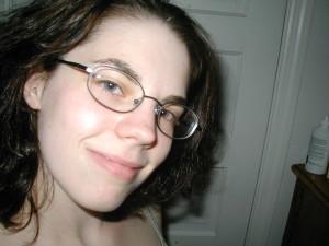 Me and my glasses, circa 2003.