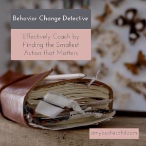 Behavior Change Detective