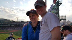 Boston weekend. Go Sox! (They lost.)