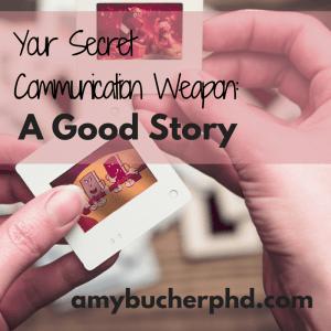 Your Secret Communication Weapon-