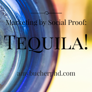 Marketing by Social Proof-