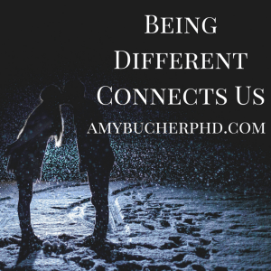 Being Different Connects Us