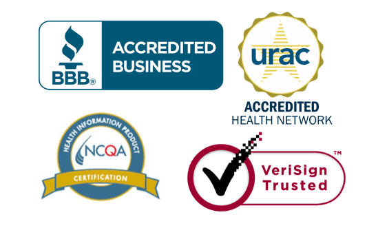 Have something like this? Make sure you know what it takes to maintain your accreditations and seals.