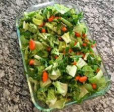 What's for lunch?: A peek into my mid-day meal