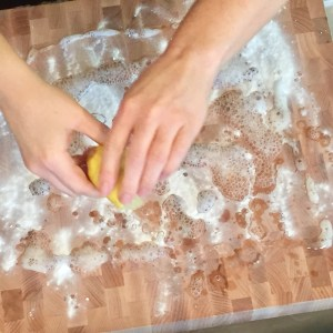 Amy's Kitchen Tips and Tricks: Cleaning and Caring for your Wood Cutting Boards
