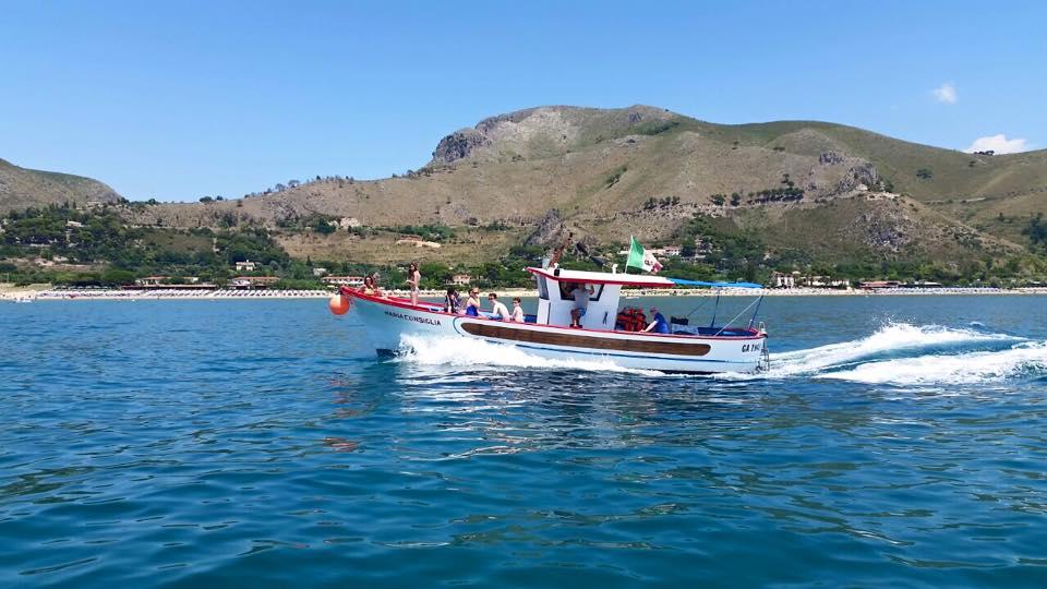 Wine and Boat Tour Sperlonga