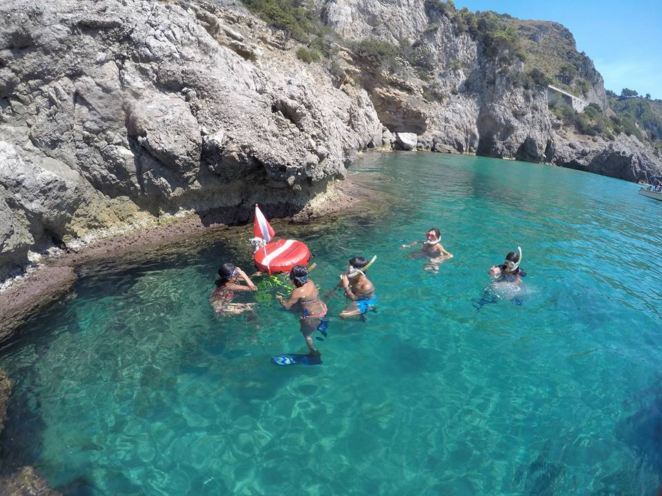 Snorkeling Parco Riviera di Ulisse