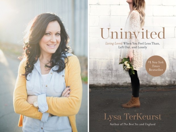 Lysa TerKeurst, Author of Uninvited