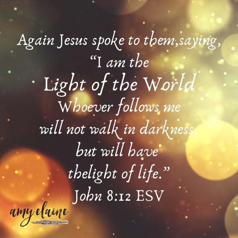 Light of the World Shine Bright