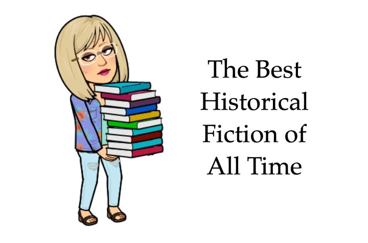 The Best Historical Fiction of All Time