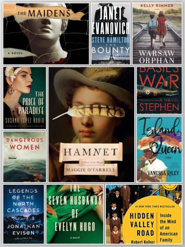Amy's July Reads