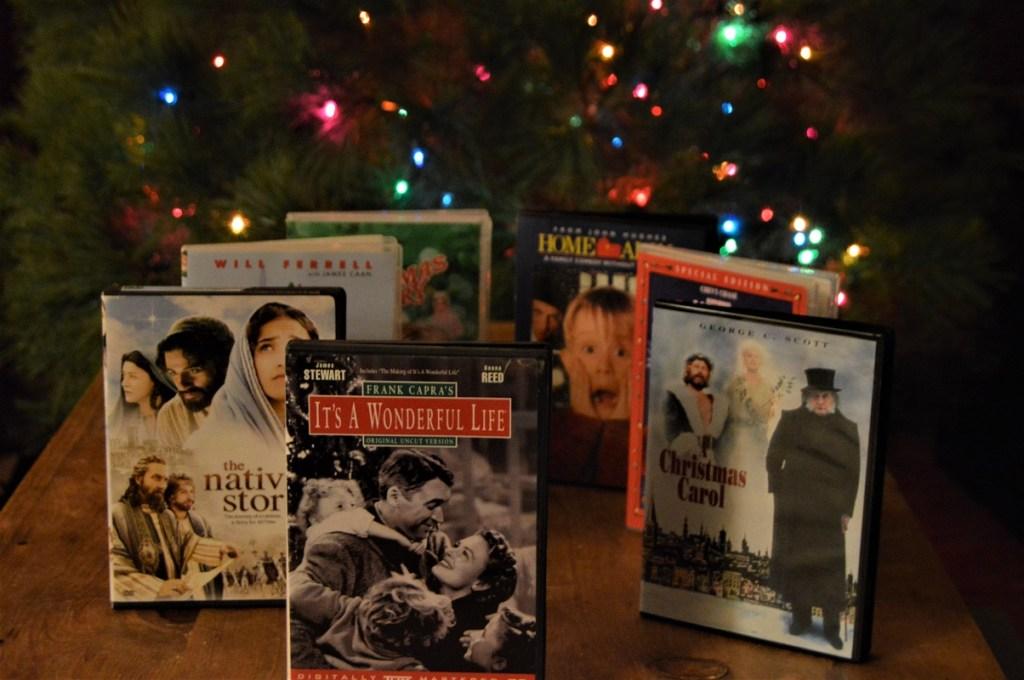 Favorite Christmas movies.