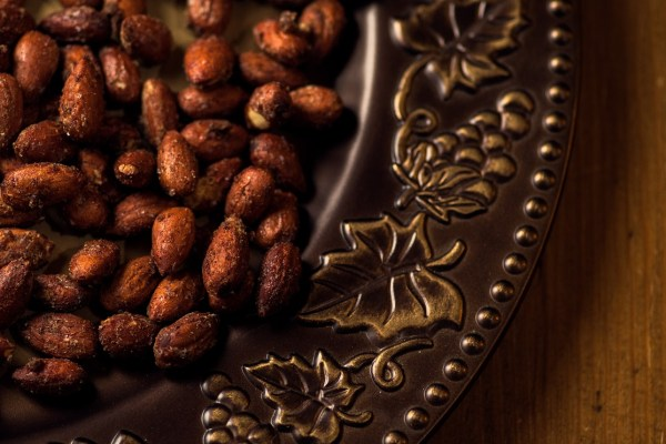 Spiced Nuts for the 12 Posts of Christmas.