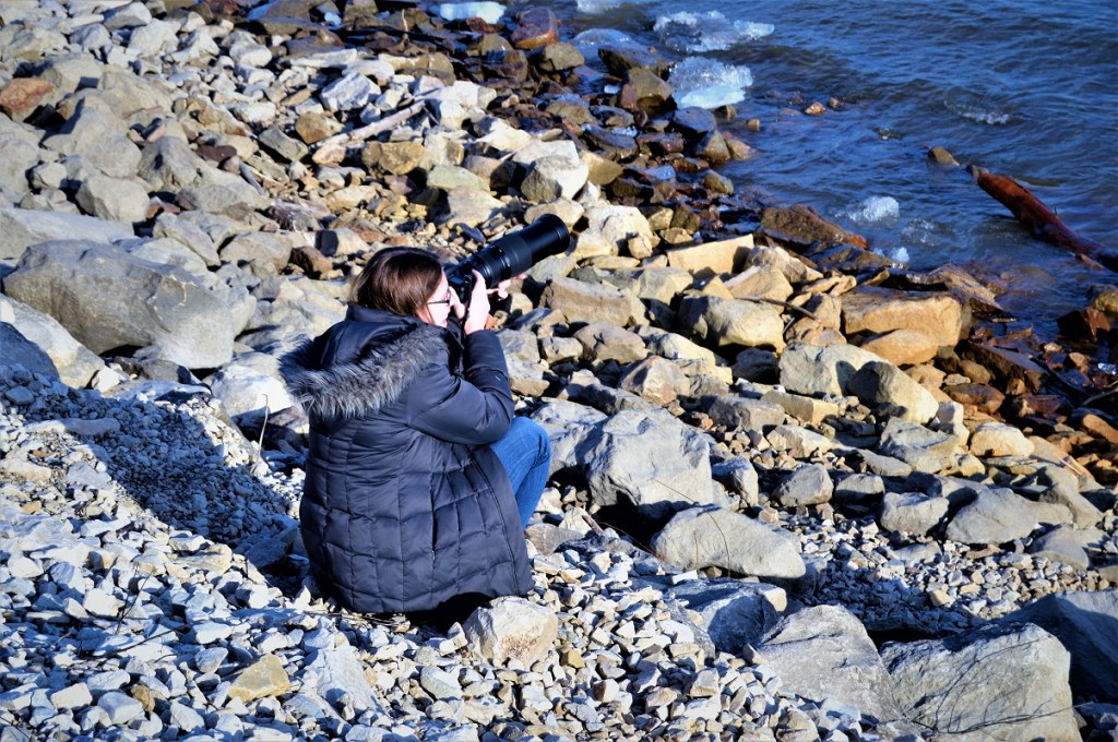 Birdwatching and photography.
