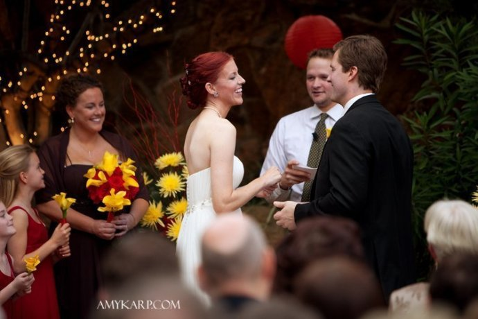 highland park wedding photography at the Maple Manor Hotel by amy karp