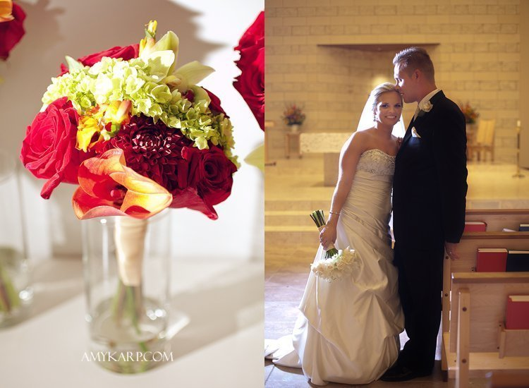 wedding of ashley brown and brent erdman in dallas at hickory street annex by dallas wedding photographer amy karp photography