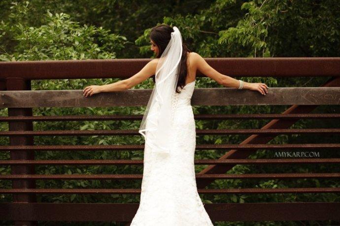 richardson texas outdoor bridal session by dallas wedding photographer amy karp (5)