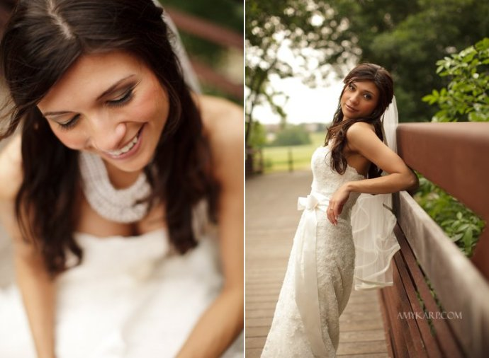 richardson texas outdoor bridal session by dallas wedding photographer amy karp (9)