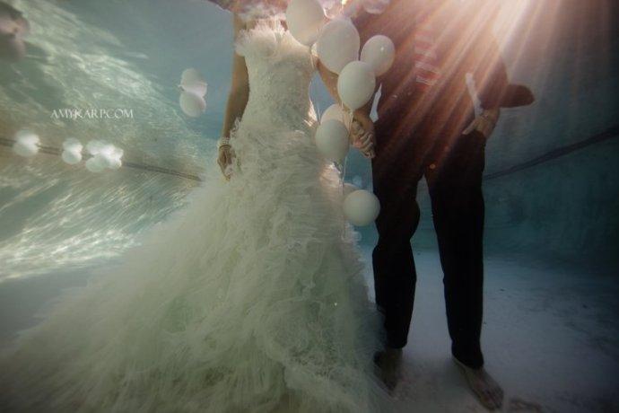 underwater photography wedding (2)