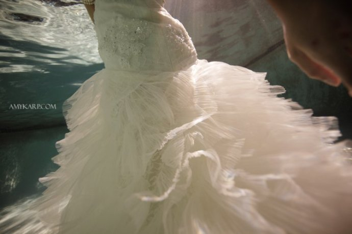 underwater photography wedding (4)