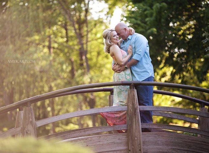 dallas fort worth wedding photographer at botanic gardens (3)