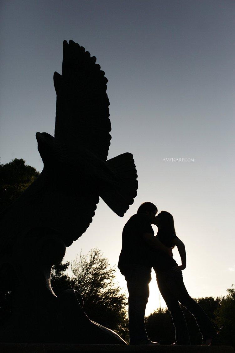 dallas wedding photographer with kati and josh at UNT (20)