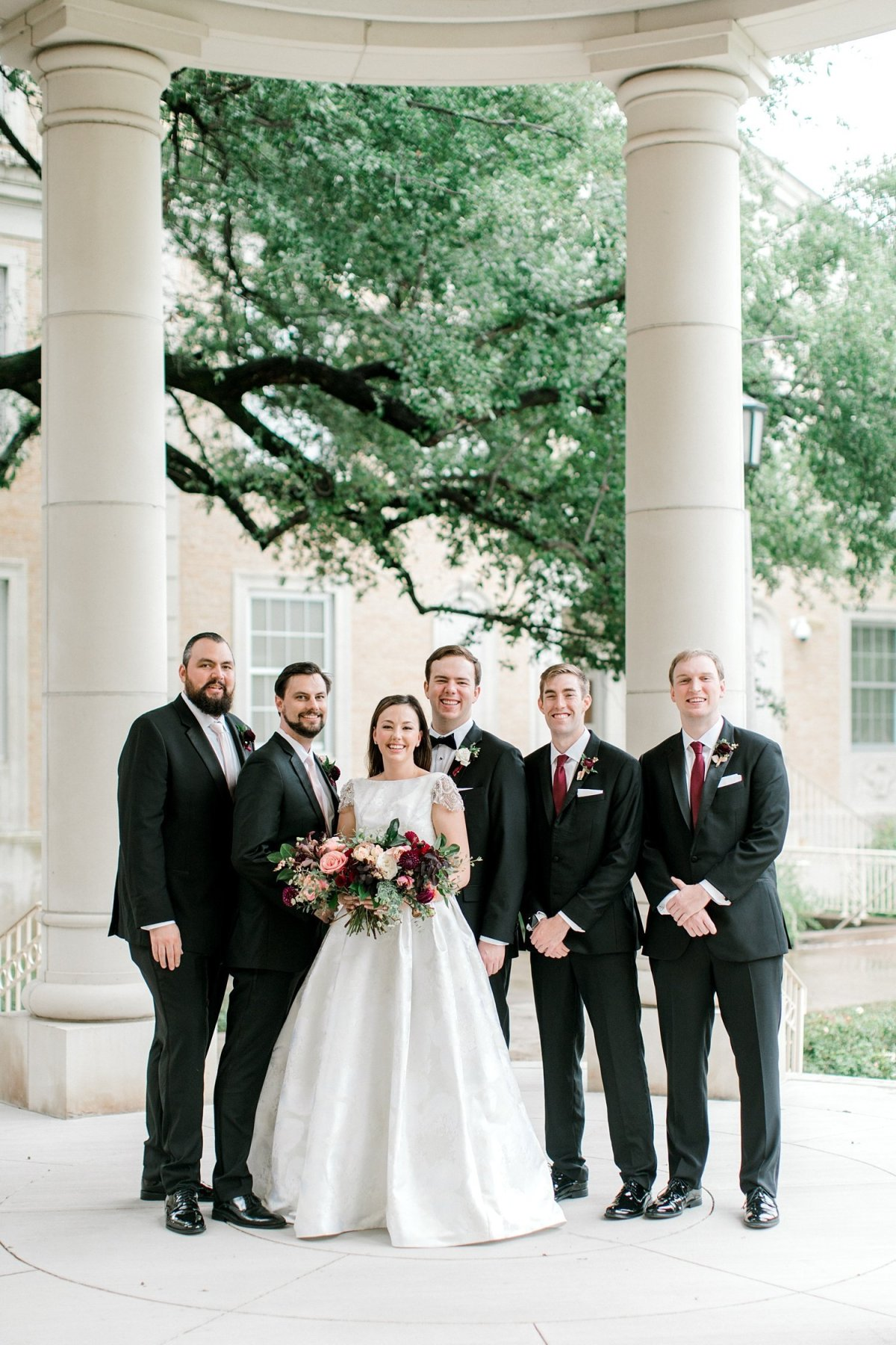 tcu robert carr fort worth club wedding
