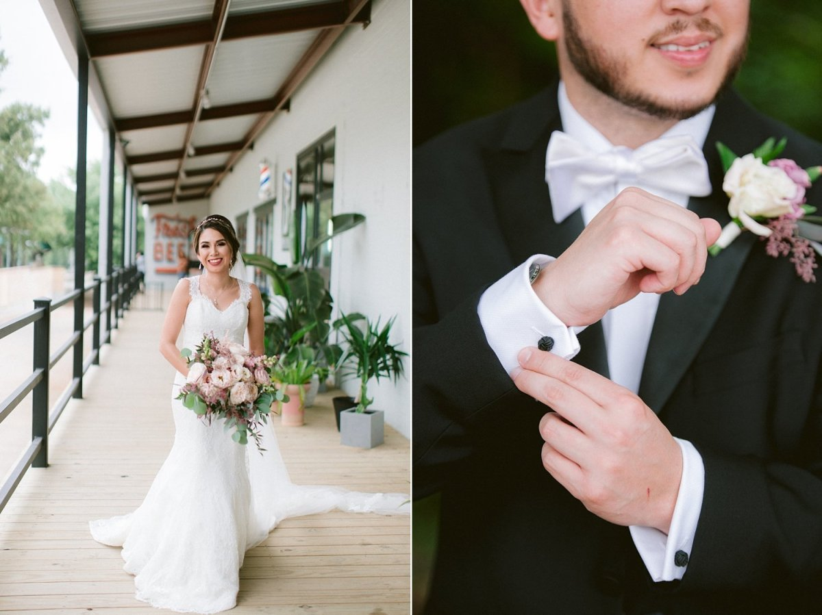 place at tyler dallas wedding photographer bride and groom