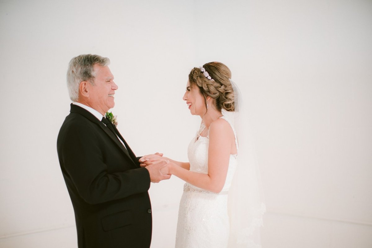 place at tyler dallas wedding photographer father of the bride