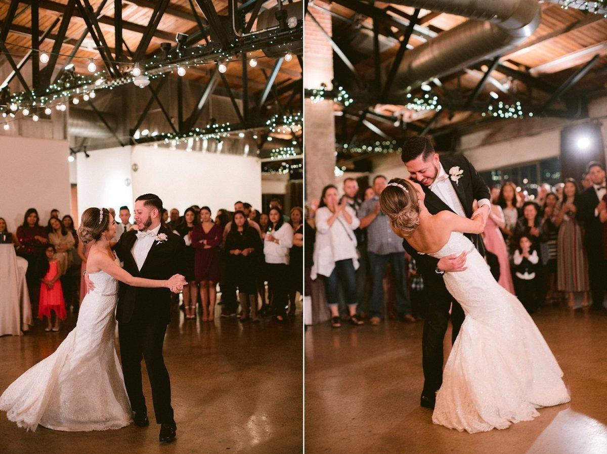 hickory street annex wedding first dance