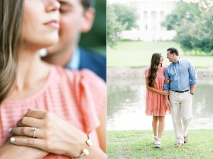 highland park engagement session