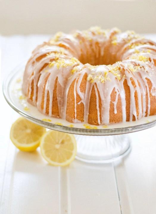 Moist Lemon Bundt Cake Amy Kay S Kitchen
