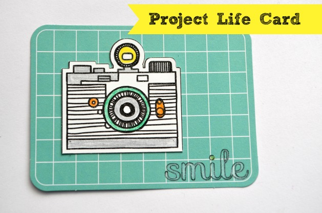 Project Life Card
