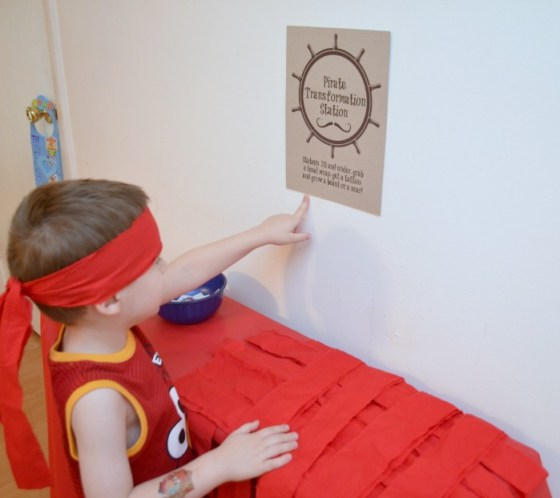 Pirate Party Dress-up