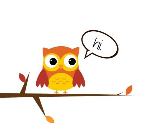 Owl Card Printable