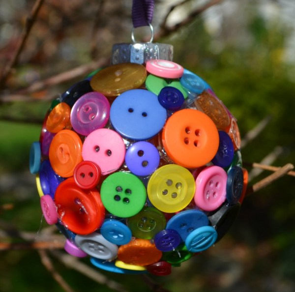 Button Ornament