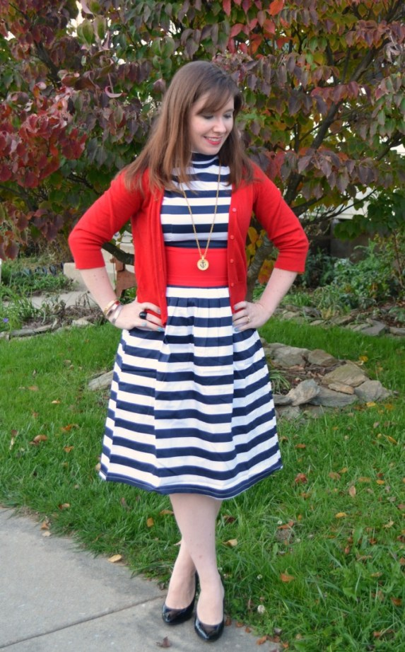 Nautical Fall Fashion