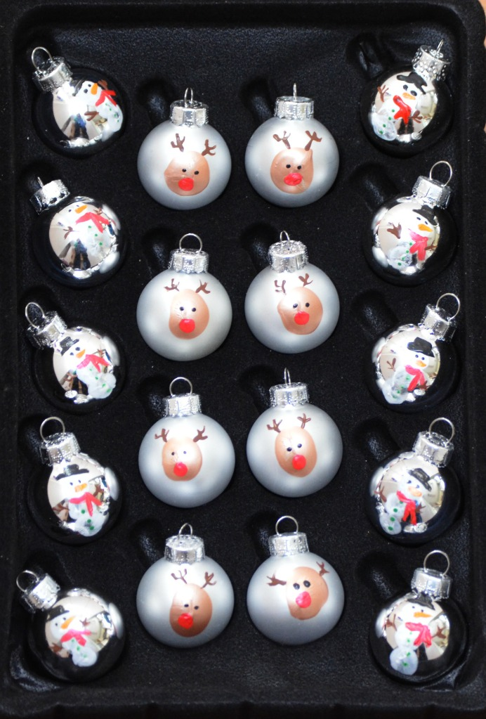 Fingerprint Ornaments