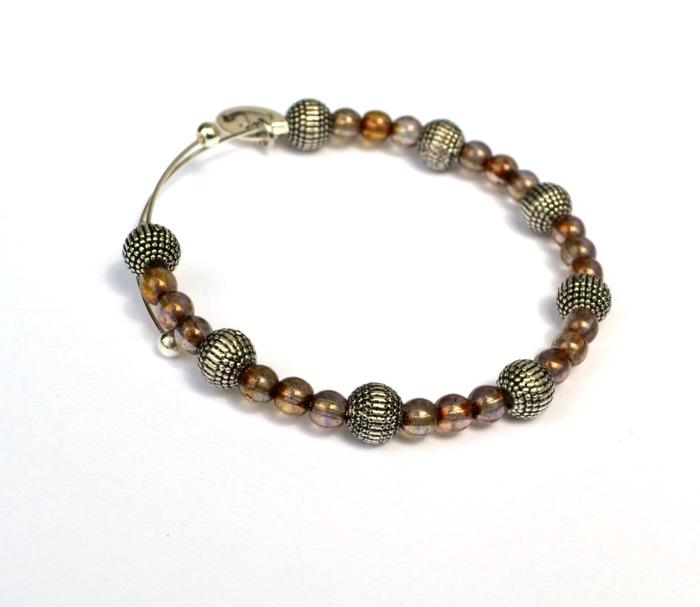 Alex and Ani-Inspired Bracelet