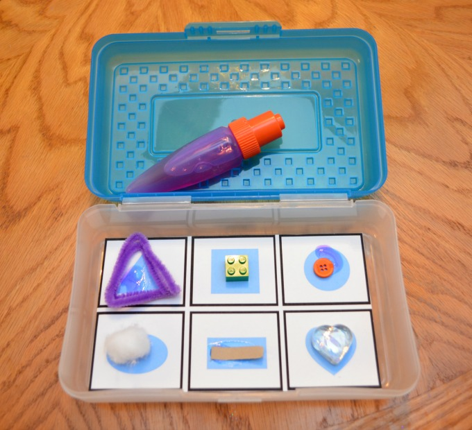 Kids' Scavenger Hunt Box