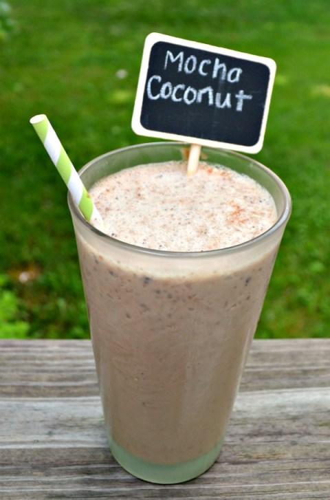 Mocha Coconut