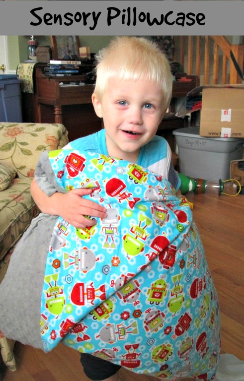 Sensory Pillowcase