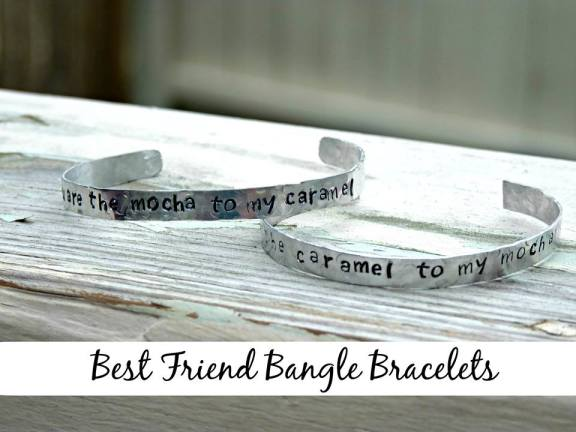 Best Friend Bangle Bracelets