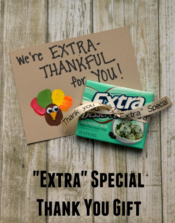 Extra Thanksgiving Gift