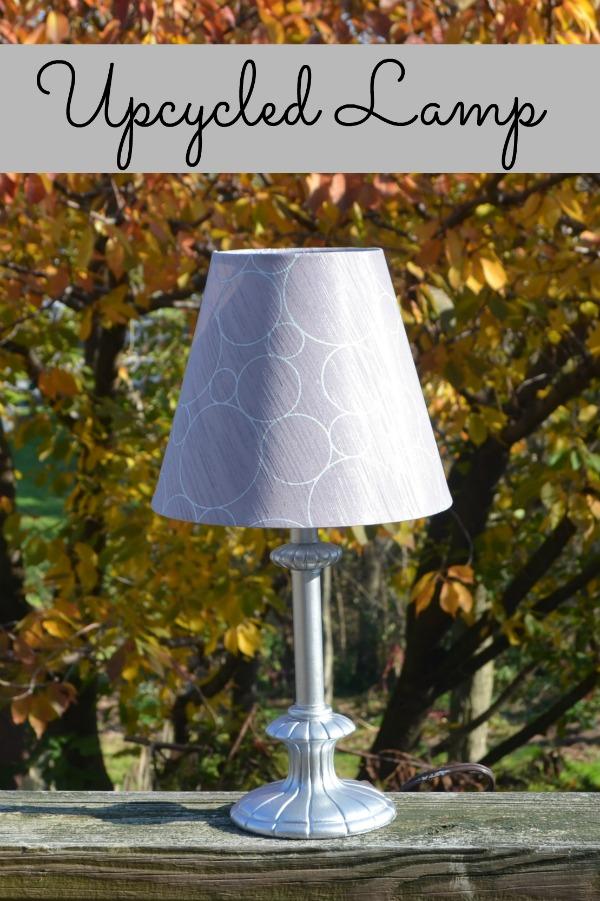 Metallic Lamp
