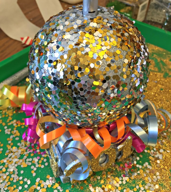 New Years Mini Ball Drop